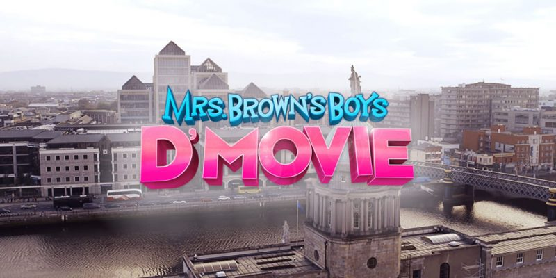 Mrs Browns Boys Da Movie